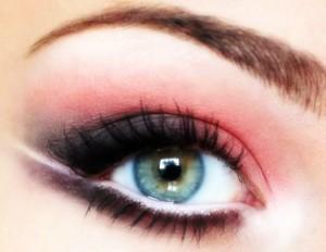 آرایش چشم خمار