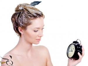 شیوه های متفاوت دکلره کردن مو