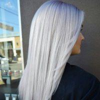 آموزش رنگساژ و گرفتن زردی مو با محصول فوم و شامپوی سیلور شاین