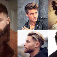 ۵۰ مدل مو مردانه برای موهای پر پشت