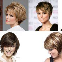 ۳۰ مدل مو کوتاه زنانه زیبا
