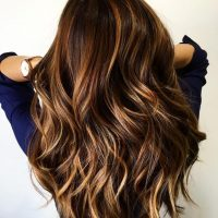 ۴۵ مدل رنگ موی آمبره (بخش اول)